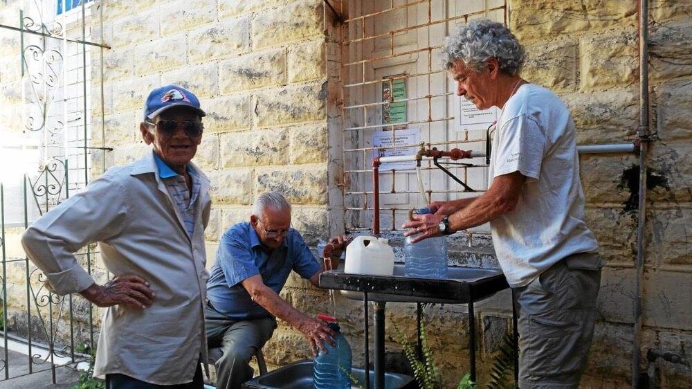 Living Waters for the World volunteers of Conshohocken UMC