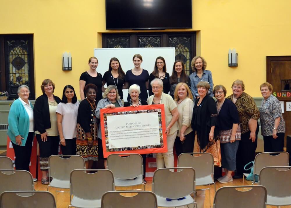 United Methodist Women's Group Conshohocken UMC