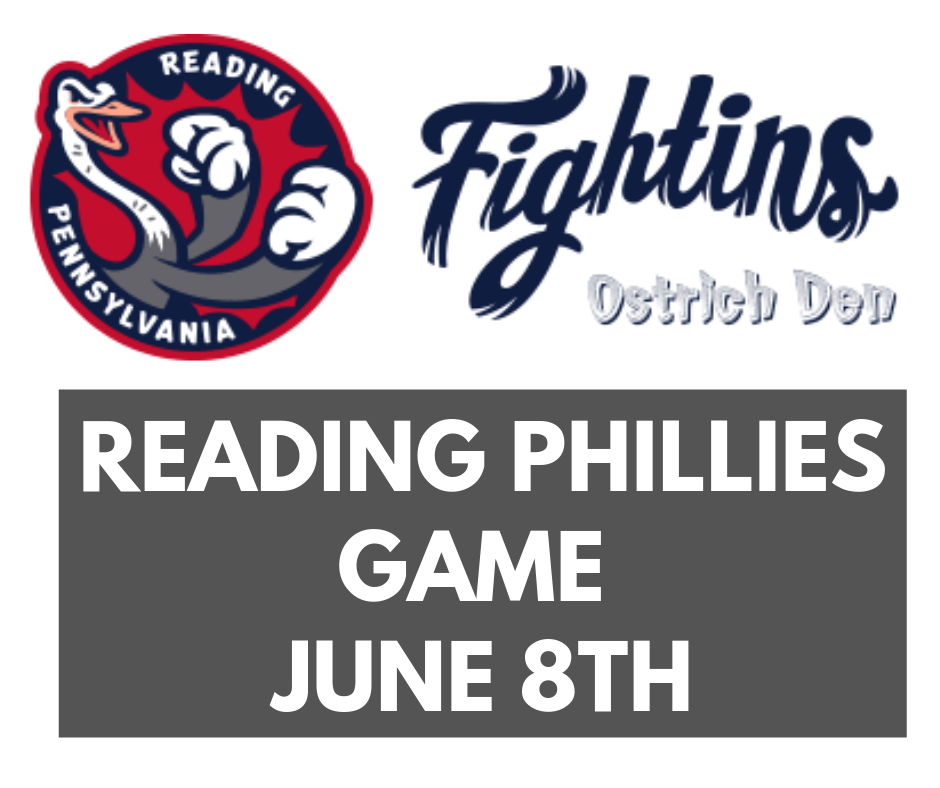 Reading Phillies Game June 8_2019