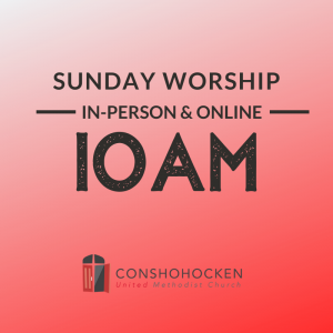 Sunday Worship In-Person