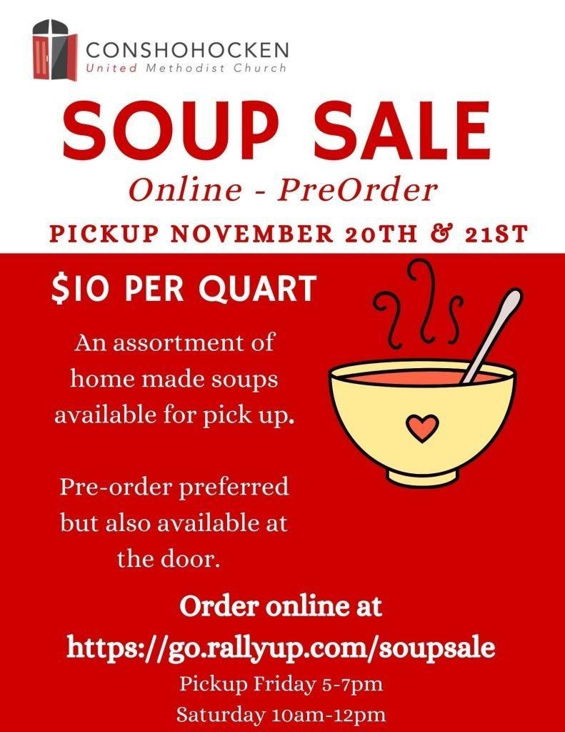 Soup Sale 2020