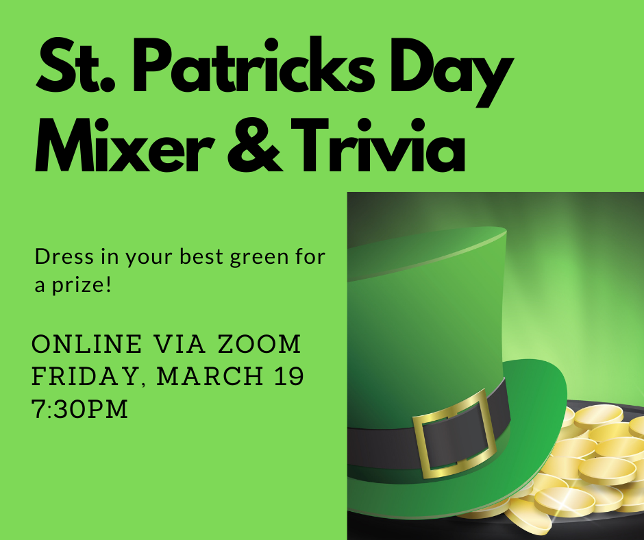 St. Patricks Day Mixer
