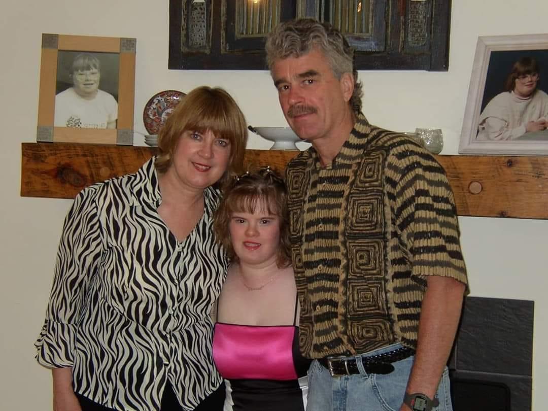Dave Pat and Jillian