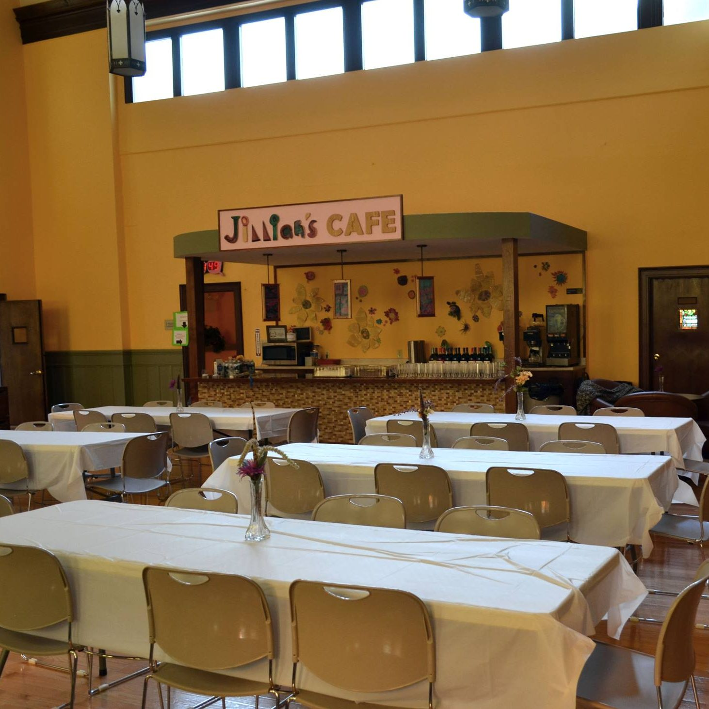 Conshohocken UMC Jillian's Cafe